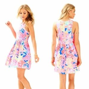 Lily Pulitzer 'Kassia' fit and flare dress NWT